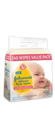 Baby Skincare Wipes Fragrance Free Johnson S Baby