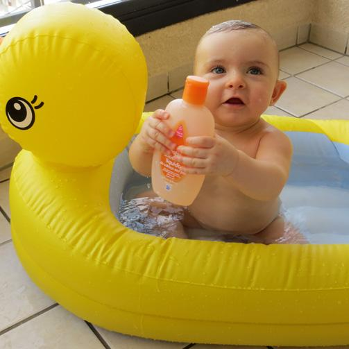 Making the Most of Bathtime