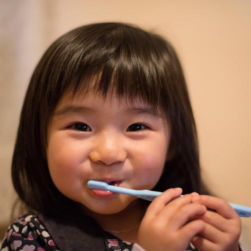 Caring for Your Toddler's Teeth