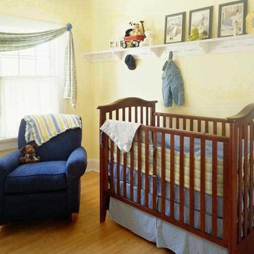 Preparing the Nursery